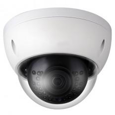 Cámara IP Domo, resolución 2Mpx, ONVIF, óptica fija 2.8mm, visión nocturna 30m, exterior