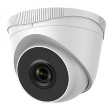 Cámara IP Domo, resolución 4Mpx, ONVIF, PoE, óptica fija 2.8mm, visión nocturna 30m, exterior.