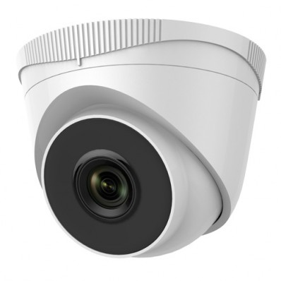 Cámara IP DOMO, resolución hasta 4Mpx, ONVIF, óptica fija 2.8mm, visión nocturna 30m
