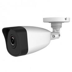 Cámara IP Bullet, resolución 2Mpx, ONVIF, óptica fija 2.8mm, visión nocturna 30m, exterior.