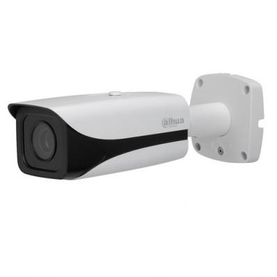 Cámara IP Bullet, resolución 4Mpx, ONVIF, PoE, varifocal motorizada, visión nocturna 100m, exterior.