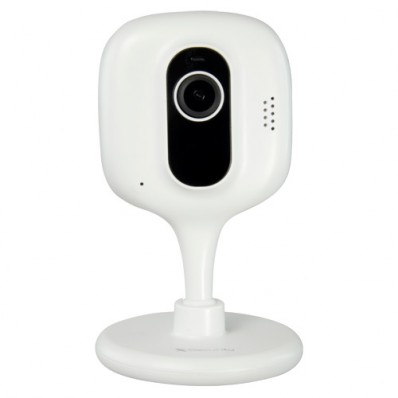 Cámara IP Wifi Cubo 1.3Mpx, ONVIF, óptica fija 2.8mm, interior. Visión nocturna 10m y audio incorporado.