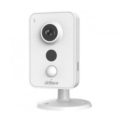 Cámara IP Wifi Cubo 3Mpx, ONVIF, óptica fija 2.8mm, interior. Visión nocturna 10m y audio incorporado.