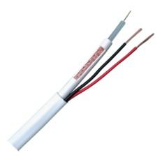 Cable combinado RG59 + alimentación 100 metros