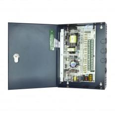 Caja de distribución de alimentación 1 entrada AC 110 V ~ 220 V 18 salidas por par de cobre