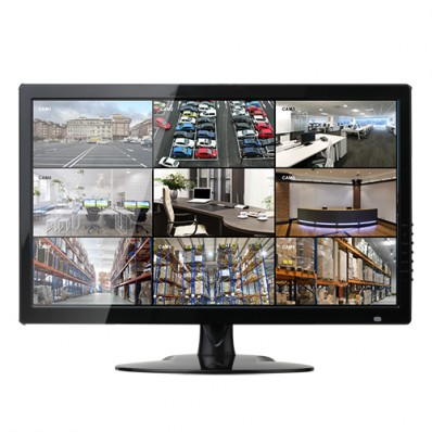 "Monitor LED 24"" Diseñado para videovigilancia"