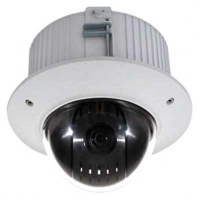 Cámara Domo Motorizada 4 en 1 (HDCVI/HDTVI/AHD/CVBS)  1080p, exterior, zoom óptico 12X  4.8~120mm, audio