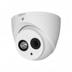 Domo Dahua 4N1 serie CANNON Smart IR de 50 m exterior de 1MP a 720P 2,8 mm (91,6°) micro