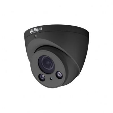 Domo IP Dahua, 4 Mpx. con Zoom 5x y visión nocturna a 50m, color gris