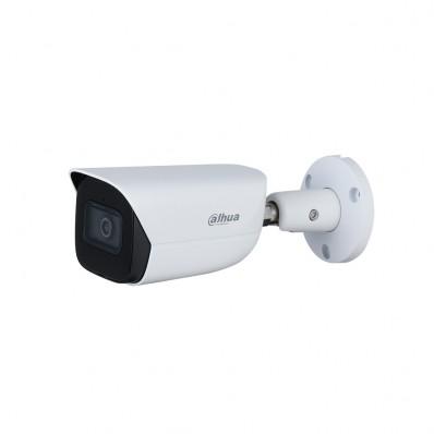 "Cámara bullet IP Dahua StarLight con Smart IR de 50 m para exterior. CMOS 1/2,7"" de 5MP. Triple Stream"