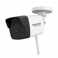 Cámara bullet WiFi IP Serie HiWatch™ de HIKVISION® de 2MP con iluminación infrarroja 30m, apta para exterior