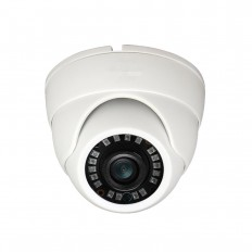 "Domo con Smart IR de 20 m para interior CMOS 1/2,9"" de 2MP a 1080P. Optica fija de 2,8 mm"