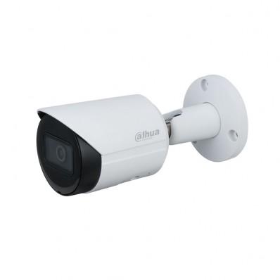 Cámara bullet IP Dahua 2MPX, optica fija, 110º, vision nocturna 30m,