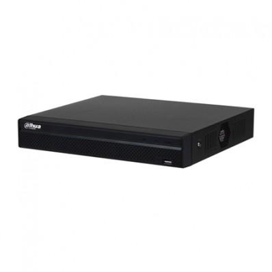 Videograbador NVR IP POE 4K Dahua de 4 Canales, SMART H.265+