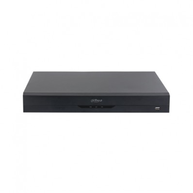 Videograbador XVR 5en1 Dahua de 32 Canales o 32 Canales IP de 8Mpx